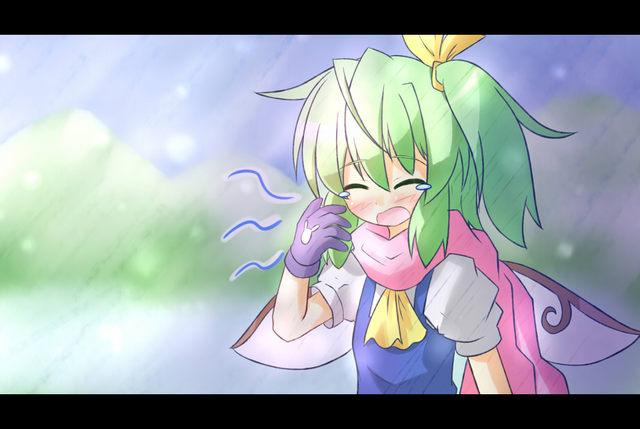 東方氷精姉 第3話予定シーン02